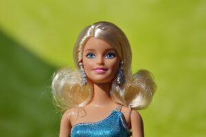 docka för tjejer