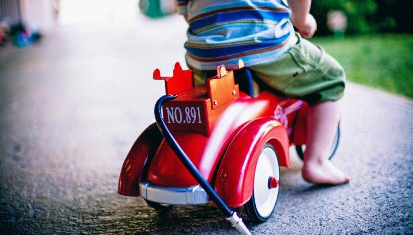 bil för pojkar