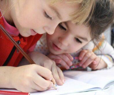 barn i skolan